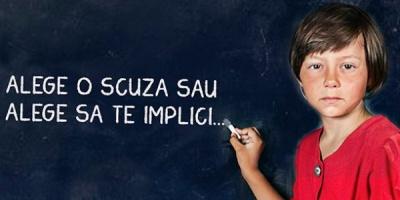 Campania pentru strangerea de donatii pentru SOS Satele Copiilor, semnata de DDB Romania