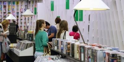 O noua librarie Carturesti in Baneasa Shopping City