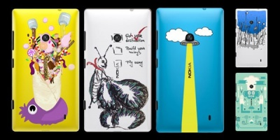 Nokia Lumia Design Competition. 428 de lucrari finaliste. 3 castigatori