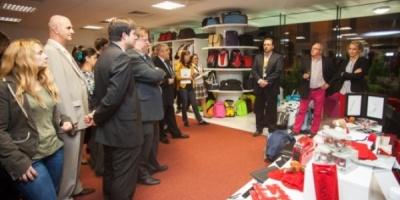 Samdam deschide in Bucuresti cel mai mare showroom de articole promotionale din tara