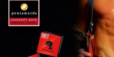AMPRO Design premiata cu bronz la Pentawards 2013