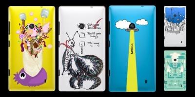 Nokia Lumia Design Competition. Ce-au vrut sa spuna autorii?
