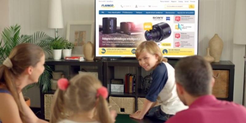 Flanco lanseaza un nou spot TV pentru creditul Cetelem, semnat de 23 Communication Ideas