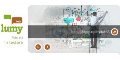 Platforma de usability testing lumy.ro, creata de REEA