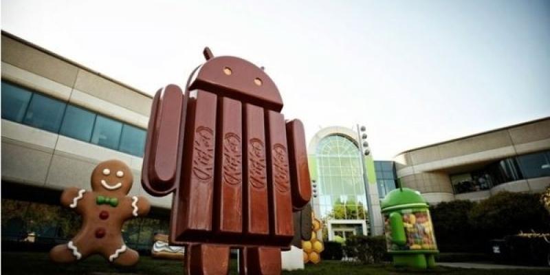 Kit Kat rade cu toata ciocolata de Apple