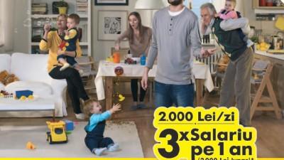 Raiffeisen Bank - Flexicredit: 3 luni cadou