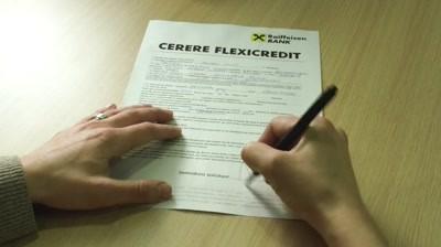 Raiffeisen Bank - Flexicredit: Creditul tau cadou de la banca cu aprobare in 24 de ore