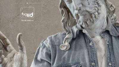 TRAID - Vintage Statue 4