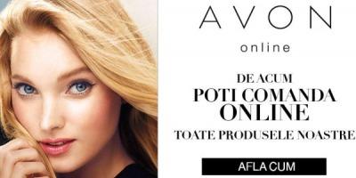 AVON lanseaza un lant de magazine online in cadrul unei platforme integrate de comert electronic