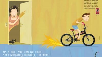 Caloi Bikes - Doorbell