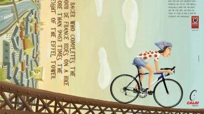 Caloi Bikes - Tour de France