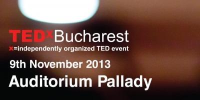 TEDxBucharest – Make it Happen