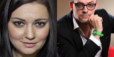 Oana Bulexa si Johan Ohlson in juriul Eurobest 2013