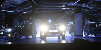 """Noul model Dacia Duster, lansat printr-un eveniment """"in oglinda"""" creat de Grafitti PR"""