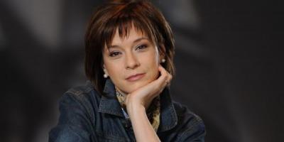 """Eliza Rogalski despre rolul de strateg in emisiunea TVR """"Pretuieste Viata"""", gazduita de Andreea Marin"""