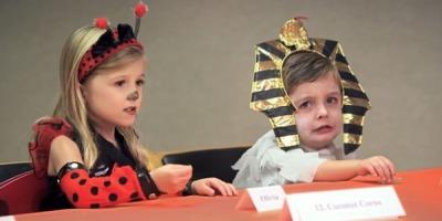 Copiii americani versus dulciurile sanatoase de Halloween