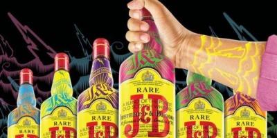 Editia speciala de sticle J&B Tattoo, inspirata de arta tatuajelor
