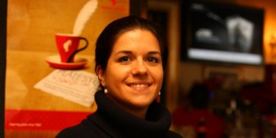 La o discutie cu Katharina Bartas (Julius Meinl) despre particularitatile pietei de cafea din Romania