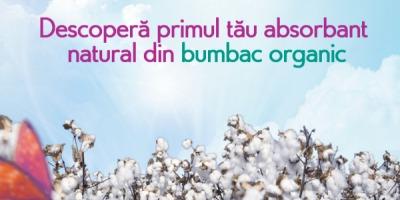 Armada semneaza campania de comunicare pentru Lady Anion, gama de absorbante din bumbac organic