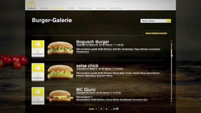 McDonald's Germany - Make Your Own