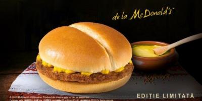 McMici si Dublu McMici, din nou in meniul McDonald's