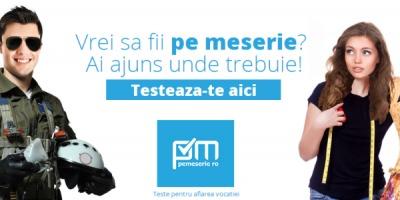 PeMeserie.ro – consiliere in cariera pentru tineri, la un SMS distanta