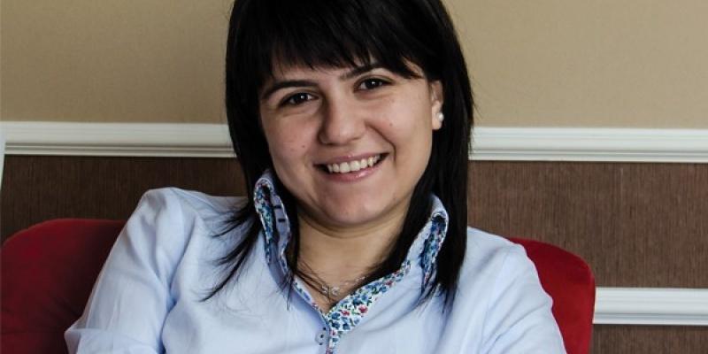 Alexandra Bucur: Intr-o perioada in care marcile proprii iau avant, Scandia Sibiu se lupta pentru mentinerea cotei sale de piata
