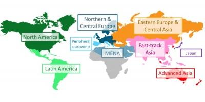 Piata globala de publicitate in 2013 e in crestere cu 3,5% fata de 2012. Cea din Romania scade cu 3,6%