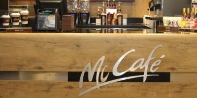 O noua cafenea McCafe, deschisa in Delfinariul din Constanta