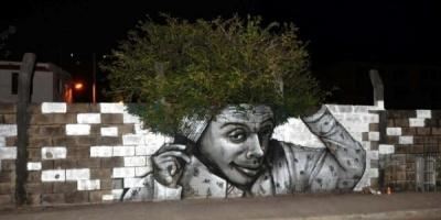 Era post grafitti incepe cu street art