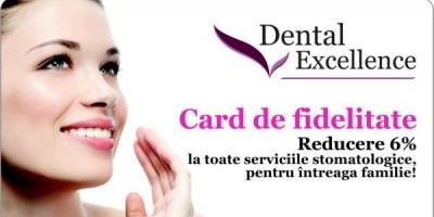 Programul de fidelitate Dental Excellence aduce clientilor discount-uri de pana la 15%