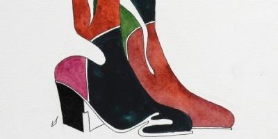 Logo-urile Rolex, BMW si Johnnie Walker, parodiate de artistul Voicu Dragomir in noua sa expozitie