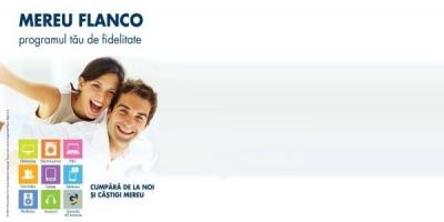 Flanco lanseaza programul de fidelitate Mereu Flanco