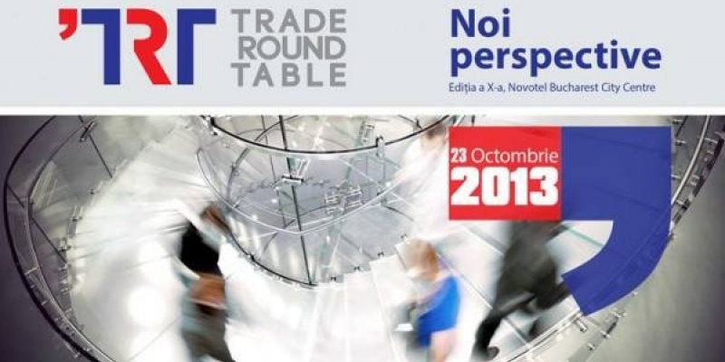 Trade Round Table, evenimentul dedicat industriei FMGC