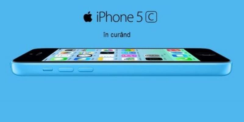 iPhone 5C si iPhone 5S, disponibile in magazinele Cosmote, Vodafone si Orange de pe 25 octombrie