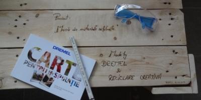 La bauMax, Bricostore si Dedeman clientii invata sa recicleze creativ