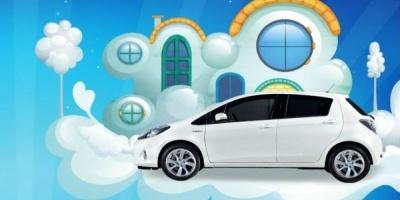 Platforma destinata promovarii Toyota Hybrid, dezvoltata de Kubis Interactive