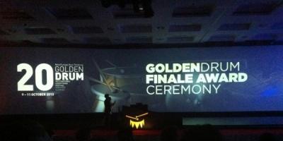 Golden Drum 2013 vazut prin camera unui smartphone