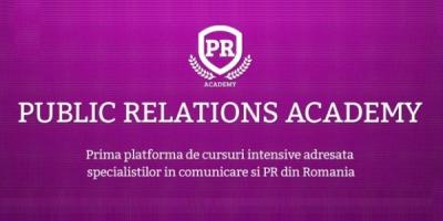 A doua editie PR Academy are loc intre 21 si 22 noiembrie
