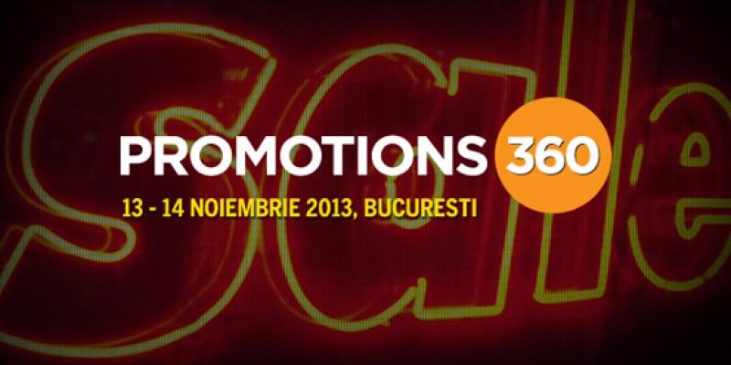 Promotions 360, conferinta dedicata rolului promotiilor in relatia dintre brand si consumator