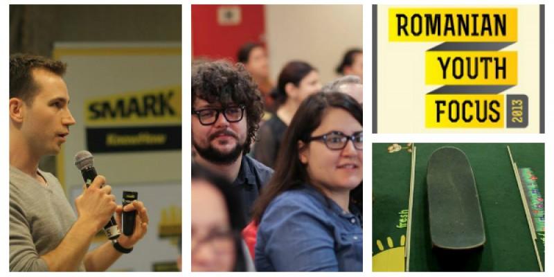 La Romanian Youth Focus 2013 am aflat cum sunt tinerii din Generatia Y la nivel global si in Romania