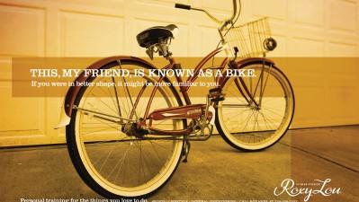 Roxy Lou Fitness Studio - Bike