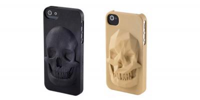 Carcase de smartphone personalizate prin print 3D, de la Orange si Sculpteo