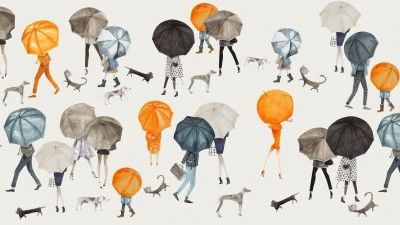 Una de la ING - Umbrele