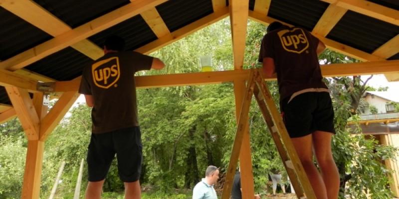 UPS planteaza un milion de copaci in intreaga lume