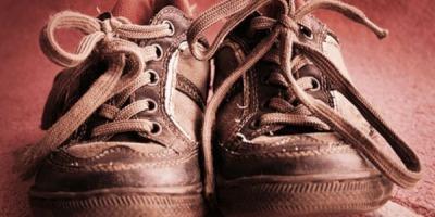 Un voucher de la ZorileStore.ro in schimbul unei perechi de pantofi uzati