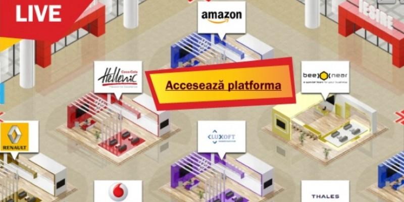 A doua editie virtuala a evenimentului Angajatori de TOP are loc intre 11 si 15 noiembrie