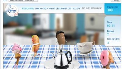Aplicatie de Facebook: Orbit Romania - Orbit Chef