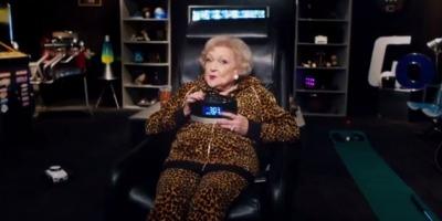 Betty White, un bad boy de 91 de ani