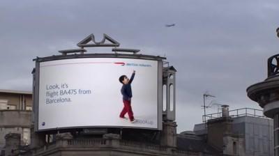 British Airways - #lookup